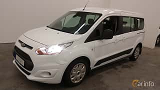 Fram/Sida av Ford Tourneo Connect LWB 1.6 TDCi Manual, 95ps, 2015