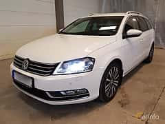 Fram/Sida av Volkswagen Passat Variant 2.0 TDI BlueMotion  DSG Sequential, 170ps, 2012