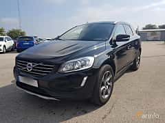 Front/Side  of Volvo XC60 D4 AWD Geartronic, 190ps, 2016