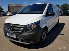 Front/Side  of Mercedes-Benz Vito 116 d  7G-Tronic Plus, 163ps, 2018