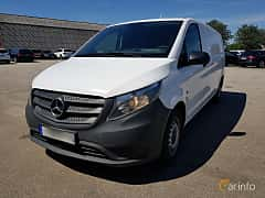 Front/Side  of Mercedes-Benz Vito 114 CDI  7G-Tronic Plus, 136ps, 2015