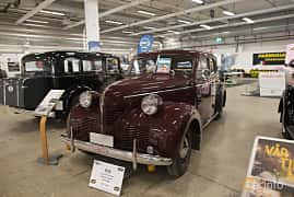 Front/Side  of Volvo PV60 3.7 Manual, 90ps, 1946 at Bilsport Performance & Custom Motor Show 2018