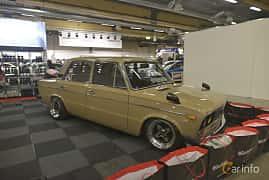 Front/Side  of VAZ VAZ-21063 1.3 Manual, 64ps, 1979 at Bilsport Performance & Custom Motor Show 2019
