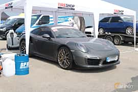 Front/Side  of Porsche 911 Turbo 3.8 H6 4 PDK, 520ps, 2013 at Proudrs Drag racing Poltava 2019