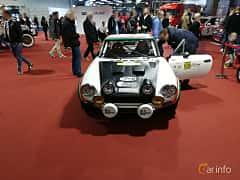 Front of Fiat 124 Sport Spider 1.8 Manual, 128ps, 1973 at Warsawa Motorshow 2018