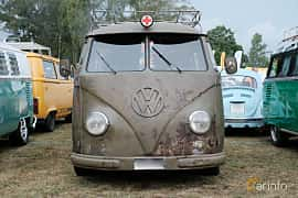 Front  of Unspecified at West Coast Bug Meet 2019