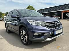Front/Side  of Honda CR-V 1.6 i-DTEC 4WD Automatic, 160ps, 2015