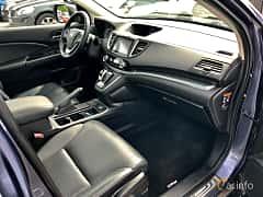 Interior of Honda CR-V 1.6 i-DTEC 4WD Automatic, 160ps, 2015