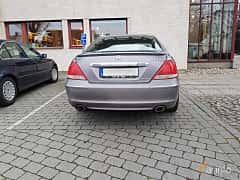 Back of Honda Legend 3.5 V6 SH-AWD Automatic, 295ps, 2007
