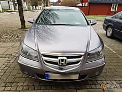 Front  of Honda Legend 3.5 V6 SH-AWD Automatic, 295ps, 2007