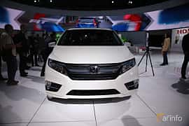 Front  of Honda Odyssey (NA) 2017 at North American International Auto Show 2017