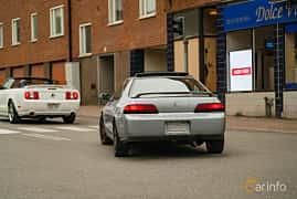 Back/Side of Honda Prelude 2.2 Manual, 185ps, 1997 at Nässjö Cruising 2019