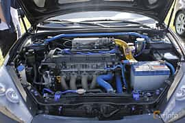 Engine compartment  of Hyundai Coupé 2.0 Manual, 143ps, 2010 at Old Car Land no.1 2018