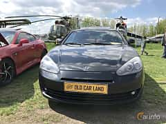 Front  of Hyundai Coupé 2.0 143ps, 2008 at Old Car Land no.1 2018