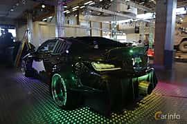 Bak/Sida av Hyundai Genesis Coupé 2.0 TCi Manual, 213ps, 2011 på Bilsport Performance & Custom Motor Show 2019