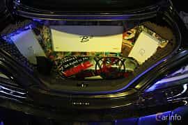 Motorutrymme av Hyundai Genesis Coupé 2.0 TCi Manual, 213ps, 2011 på Bilsport Performance & Custom Motor Show 2019