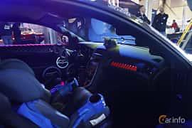 Interiör av Hyundai Genesis Coupé 2.0 TCi Manual, 213ps, 2011 på Bilsport Performance & Custom Motor Show 2019