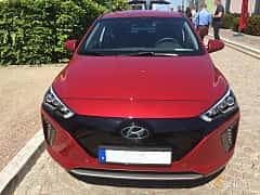 Fram av Hyundai Ioniq Electric 28 kWh Single Speed, 120ps, 2018