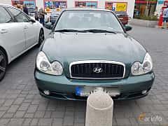 Fram av Hyundai Sonata 2.7 V6 Automatic, 173ps, 2002