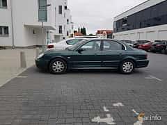 Sida av Hyundai Sonata 2.7 V6 Automatic, 173ps, 2002