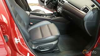 Interior of Mazda 6 Sedan 2.2 SKYACTIV-D Automatic, 175ps, 2015