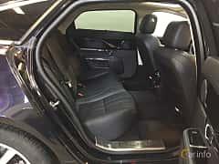 Interior of Jaguar XJ LWB 3.0 V6 AWD Automatic, 340ps, 2014