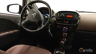 Interiör av Citroën C-Zero 16 kWh Single Speed, 64ps, 2011