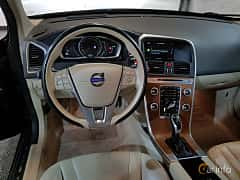 Interior of Volvo XC60 D4 Geartronic, 181ps, 2015