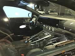 Interiör av Mercedes-Benz AMG GT 63 4-door Coupé 4MATIC+  , 585ps, 2019