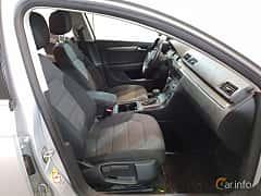 Interiör av Volkswagen Passat Variant 1.4 TSI Multifuel DSG Sequential, 160ps, 2012
