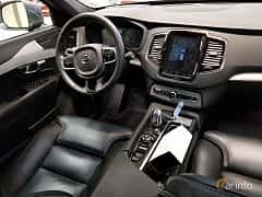 Interiör av Volvo XC90 T8 AWD Geartronic, 407ps, 2018
