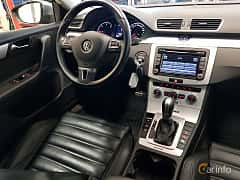 Interior of Volkswagen Passat Alltrack 2.0 TDI BlueMotion 4Motion DSG Sequential, 177ps, 2015