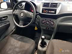 Interior of Suzuki Alto 1.0 VVT Manual, 68ps, 2011