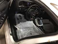Interior of Audi A4 Avant 2.0 TDI DPF quattro Manual, 150ps, 2015
