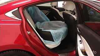 Interiör av Mazda 6 Sedan 2.5 SKYACTIV-G Automatic, 192ps, 2017