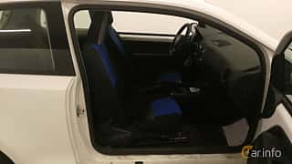 Interior of Skoda Citigo 3-door 1.0 MPI Automatic, 60ps, 2015
