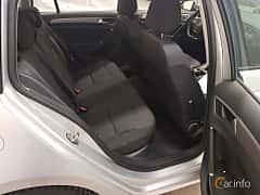 Interiör av Volkswagen Golf Variant 1.6 TDI BlueMotion DSG Sequential, 110ps, 2017