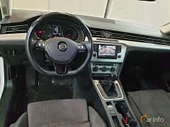 Interiör av Volkswagen Passat Variant 2.0 TDI BlueMotion Manual, 150ps, 2017