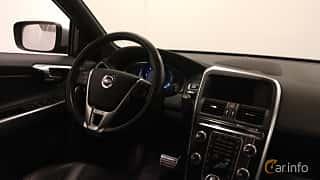 Interiör av Volvo XC60 D4 AWD Geartronic, 190ps, 2016