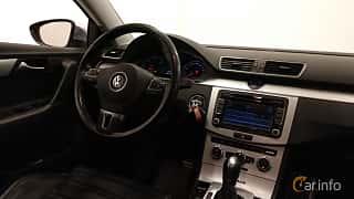 Interiör av Volkswagen Passat Alltrack 2.0 TDI BlueMotion 4Motion DSG Sequential, 177ps, 2015