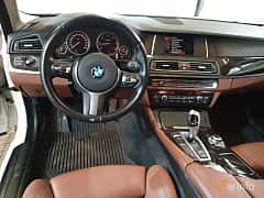 Interiör av BMW 520d Touring  Steptronic, 190ps, 2016