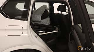 Interiör av BMW X3 xDrive30d  Steptronic, 258ps, 2013