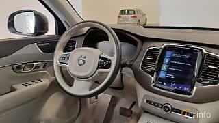 Interiör av Volvo XC90 T8 AWD Geartronic, 407ps, 2016