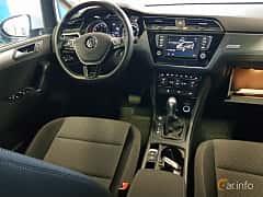 Interiör av Volkswagen Touran 1.4 TSI DSG Sequential, 150ps, 2017