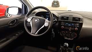 Interiör av Nissan Pulsar 1.5 dCi Manual, 110ps, 2015