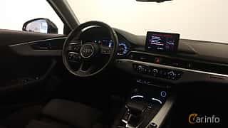 Interiör av Audi A4 Avant 2.0 TDI quattro S Tronic, 190ps, 2018