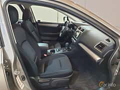 Interior of Subaru Outback 2.5 4WD Lineartronic, 175ps, 2016