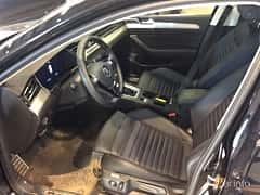 Interiör av Volkswagen Passat Alltrack 2.0 TDI SCR BlueMotion 4Motion DSG Sequential, 190ps, 2018