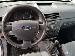 Interior of Ford Transit Connect SWB 1.8 TDDi Manual, 75ps, 2008