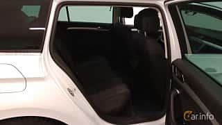 Interior of Volkswagen Passat Variant 2.0 TDI BlueMotion DSG Sequential, 150ps, 2016